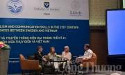 Việt Nam - Thụy Điển chia sẻ kinh nghiệm báo chí, truyền thông
