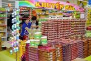 Bán lẻ hàng hóa và dịch vụ tiêu dùng giữ đà tăng dịp giáp Tết