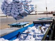 Xuất khẩu gạo tăng mạnh tháng đầu năm
