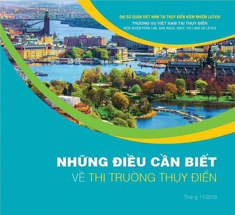 Mở cánh cửa cho hàng Việt sang thị trường Bắc Âu