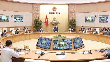 Thủ tướng Chính phủ: Đảm bảo lưu thông hàng hóa gắn với an toàn phòng dịch