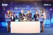 Ký kết Hợp tác chiến lược phân phối tấm thạch cao tại Việt Nam