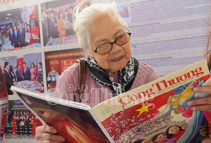 hoi bao toan quoc 2019 ban doc noi gi ve bao cong thuong