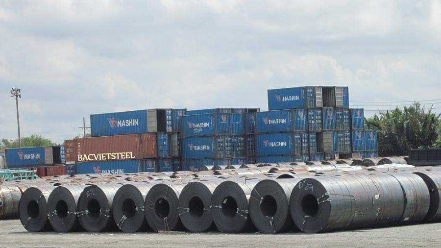 Bứt phá xuất khẩu thép