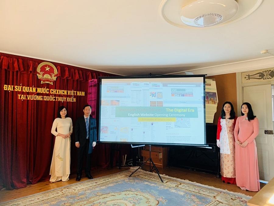 Điểm nhấn của trang web này là quảng bá lợi ích của EVFTA cho các doanh nghiệp nhập khẩu - đối tượng rất quan trọng đối với xuất khẩu của Việt Nam mà chưa nhận được nhiều quan tâm