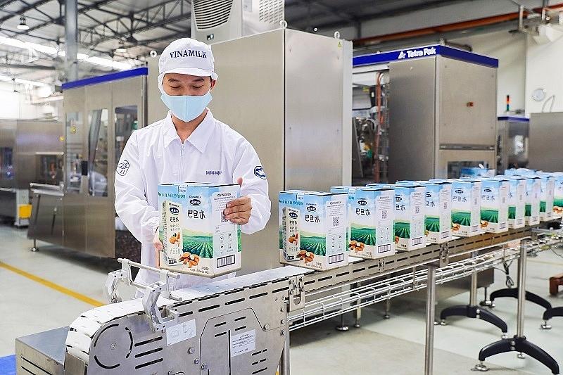 Thêm hai công ty của Việt Nam được cấp mã giao dịch xuất khẩu sản phẩm sữa sang Trung Quốc