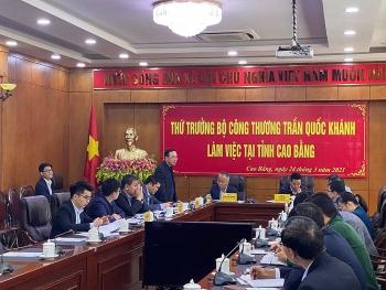 Bất chấp khó khăn do dịch bệnh, xuất nhập khẩu qua cửa khẩu Cao Bằng tăng mạnh