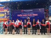 Khai trương siêu thị Trần Anh - Thái Bình
