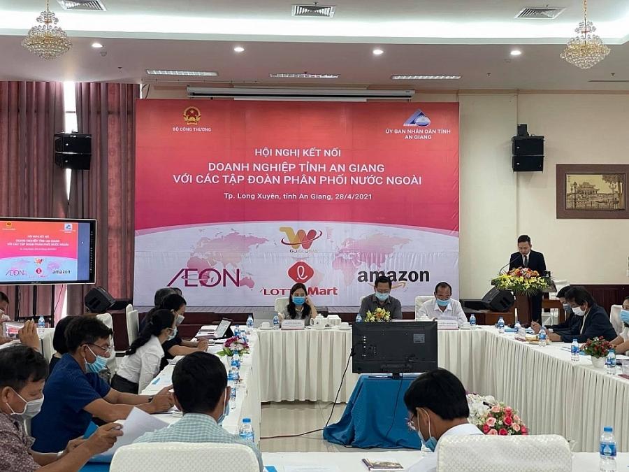 Đưa hàng hóa Việt vào hệ thống phân phối nước ngoài