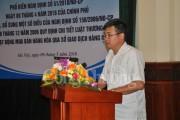 Nghị định số 51 'cởi trói' cho sự phát triển của sở giao dịch hàng hóa