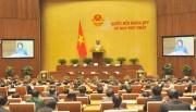 Quốc hội bầu Chủ tịch nước, thảo luận cơ cấu tổ chức của Chính phủ