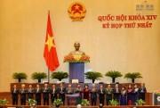 Ra mắt bộ máy lãnh đạo các cơ quan của Quốc hội