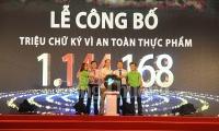 1144168 luot nguoi ky ten huong ung chuong trinh hanh dong vi an toan thuc pham