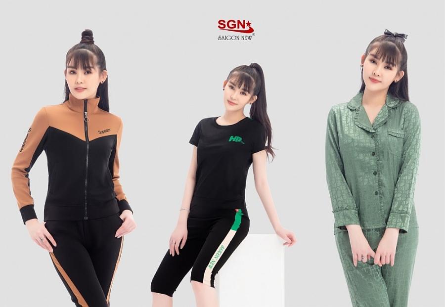 Hành trình khẳng định vị thế thương hiệu đồ bộ SaiGon New