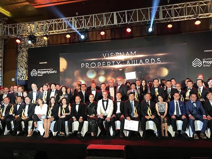 Hơn 20 công ty và tổ chức xuất sắc sẽ được vinh danh tại Giải thưởng Bất động sản Việt Nam 2019