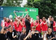 Coca-Cola chung tay cùng sinh viên bảo vệ môi trường
