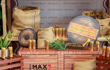 ra mat san pham georgia coffee max