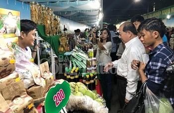 phien cho nong nghiep xanh 2018 ket noi nong san dong thap voi nguoi tieu dung