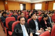Quán triệt Nghị quyết Hội nghị lần thứ Tư, Ban chấp hành Trung ương Đảng khóa XII