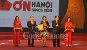 """65 sản phẩm, dịch vụ được công nhận """"Hàng Việt Nam được người tiêu dùng yêu thích"""""""