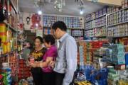 Điểm bán hàng Việt đầu tiên ở Bến Tre 'hút' khách