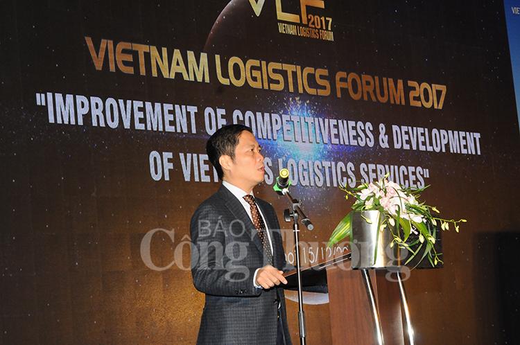 Bộ Công Thương sẽ hỗ trợ liên kết giữa doanh nghiệp logistics với các chủ hàng