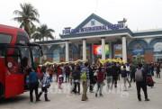 Gần 1 triệu lượt khách du lịch đến Quảng Ninh dịp Tết Mậu Tuất