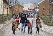 Quảng Ninh: Tấp nập người hành hương về Yên Tử từ nửa đêm