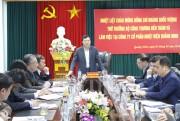 Công ty Nhiệt điện Quảng Ninh: Sản xuất phải song hành với bảo vệ môi trường