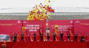 Quảng Ninh khánh thành nhà thi đấu đa năng 5000 chỗ ngồi