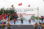 Quảng Ninh kỷ niệm 1080 năm và 730 năm chiến thắng Bạch Đằng