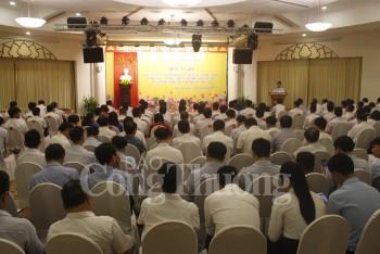 Đảng ủy Than Quảng Ninh tổng kết 5 năm thực hiện Nghị quyết số 08