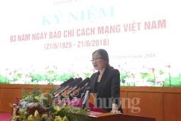 Quảng Ninh kỷ niệm 93 năm Ngày Báo chí cách mạng Việt Nam