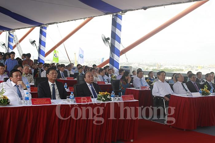Chính thức thông xe tuyến cao tốc Hạ Long – Hải Phòng và cầu Bạch Đằng