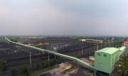 Tuyến băng tải than Khe Ngát – Điền Công chính đưa vào hoạt động