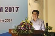 Bộ Công Thương tổ chức hội nghị tập huấn công tác tổ chức cán bộ năm 2017