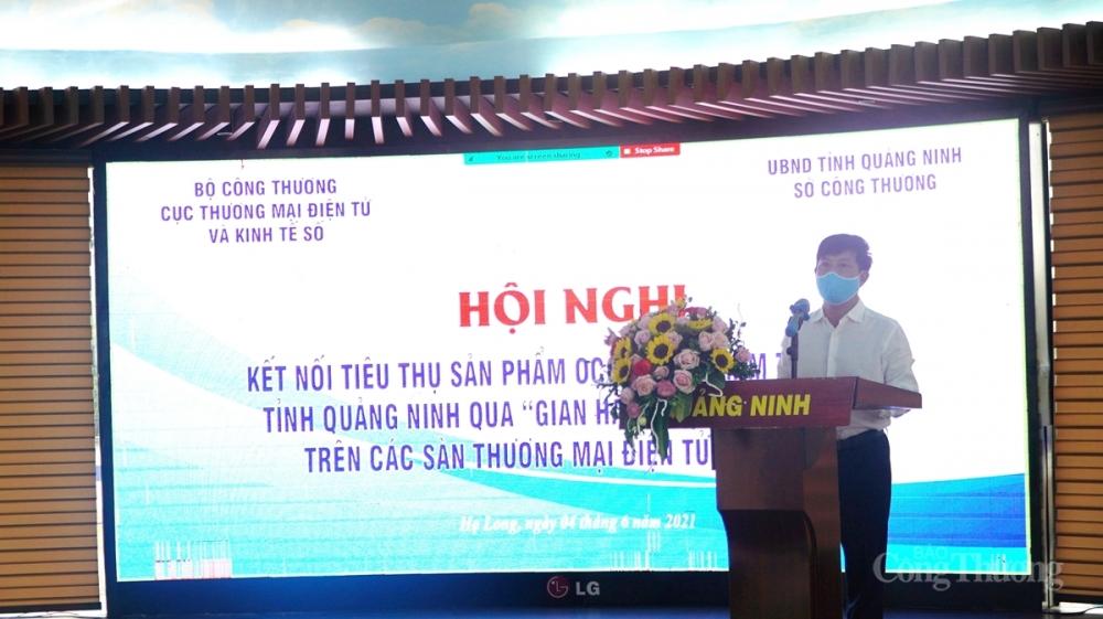Quảng Ninh: Tập trung đưa nông sản lên các sàn thương mại điện tử