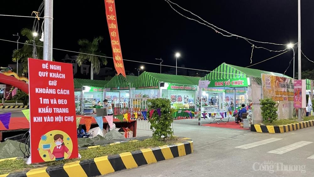 Tuần xúc tiến tiêu thụ sản phẩm nông nghiệp và sản phẩm OCOP Quảng Ninh được tổ chức trong tháng 6/2021 trong thời điểm dịch Covid-19 được kiểm soát tốt