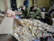 Yên Bái- Xử lý gần 1.300 vụ vi phạm về buôn lậu, gian lận thương mại và hàng giả