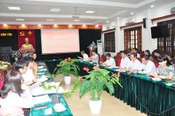 Hội nghị giao ban báo chí thực hiện Quyết định số 59/QĐ-TTg