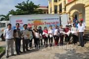 VEAM - Hành trình chia sẻ với người dân vùng lũ miền Trung