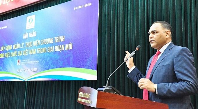 100 san pham thuong hieu quoc gia duoc quang ba trong nuoc va tai cac thi truong xuat khau