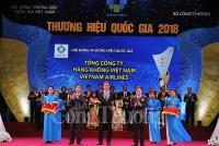 vinh danh 97 doanh nghiep co san pham dat thuong hieu quoc gia 2018