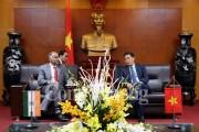 Kim ngạch song phương Việt Nam - Ấn Độ năm 2020 có thể đạt 15 tỷ USD
