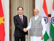 Việt Nam - Ấn Độ hướng tới mục tiêu thương mại hai chiều 15 tỷ USD