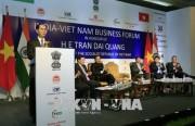 Việt Nam cam kết tạo lập môi trường đầu tư theo chuẩn quốc tế