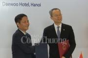 Việt Nam - Hàn Quốc hướng tới mục tiêu kim ngạch thương mại 100 tỷ USD