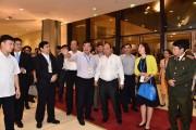 Thủ tướng Nguyễn Xuân Phúc chủ trì Tổng duyệt chuẩn bị GMS 6 và CLV 10
