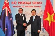 Việt Nam - New Zealand phối hợp tìm phương cách mới cho TPP