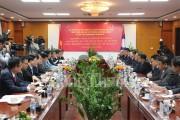 Việt Nam – Lào tăng cường hợp tác lĩnh vực năng lượng